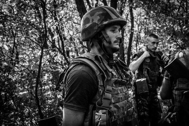 На Донбассе погиб брат Георгия Гонгадзе