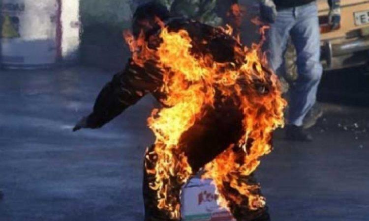 На России кондитера заживо сожгли на улице