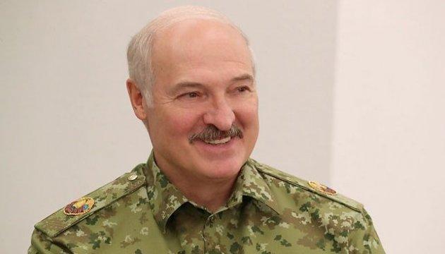 Александр Лукашенко готовится к войне