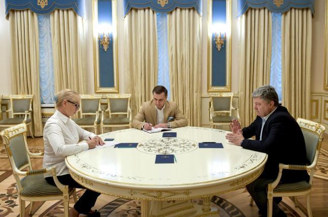 После разговора с Путиным Порошенко поручил Денисовой посетить политзаключенных в РФ, Крыму и ОРДЛО