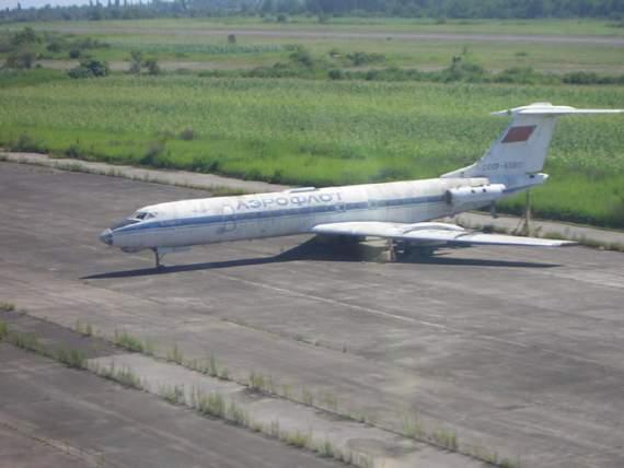 Российский офицер в 1993 году подбил из ПЗРК Ту-134 в небе над Абхазией