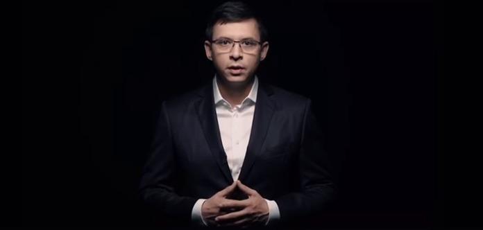 «Пробач їх, Олегу»: Мураєв записав скандальне відеозвернення до Сенцова