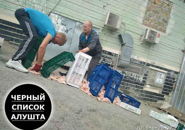 Продукти в Криму. У мережі показали страшні фото