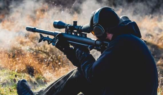 Новая сверхкомпактная антиснайперская винтовка SAI CSR-50 калибра 50 BMG