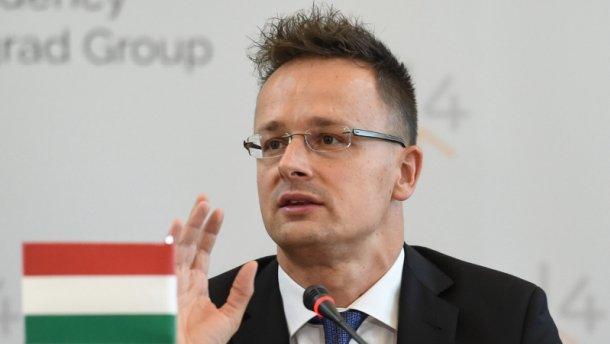 В Венгрии вновь запели о «нарушении прав соотечественников», проживающих на Закарпатье