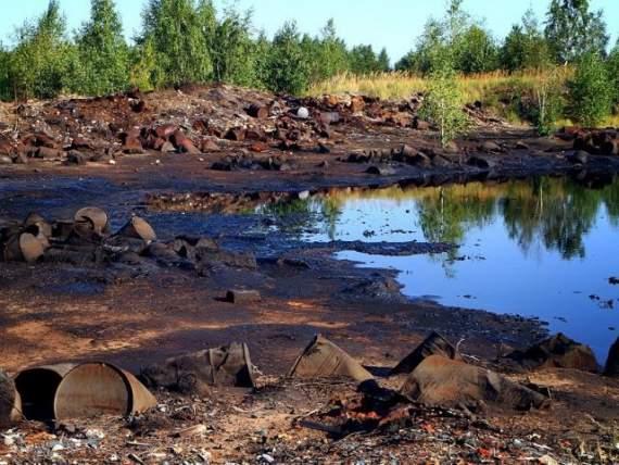 Водоемы ДНР больше не для купания