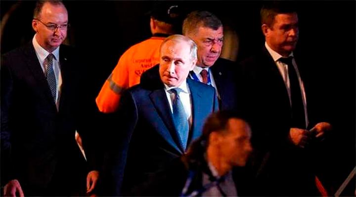 Wall Street Journal: Россией правит банда убийц