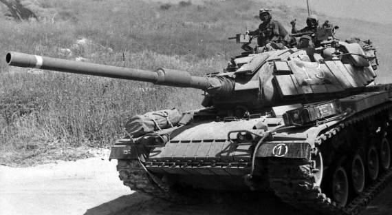 Бой уСултан-Яакуб: какизраильский танк вМоскву попал