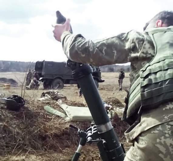 Завершились государственные испытания  82-мм миномета УПИК-82