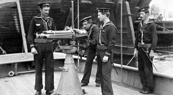 Смертельные«мясорубки» XIX века: картечницы сручным приводом