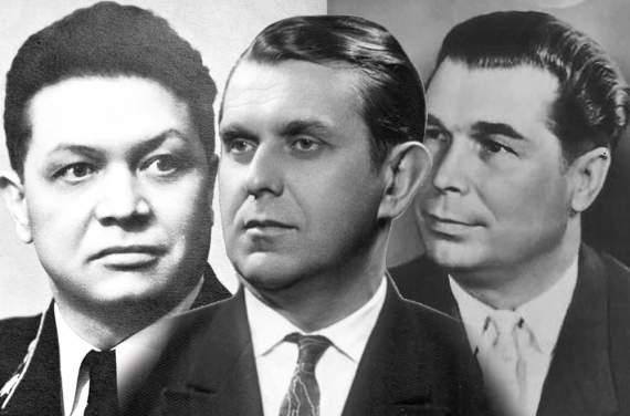 Радянська генеалогія донецьких