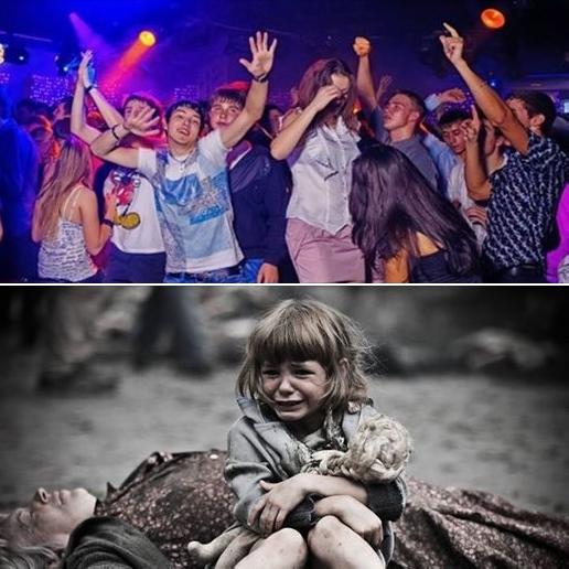 Из Краматорска на отдых в Хорватию, под видом детей ато-шников и детей-сирот, отправили детей-мажоров