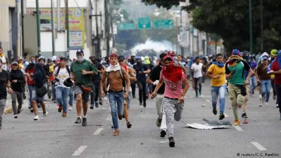 Крах Венесуэлы