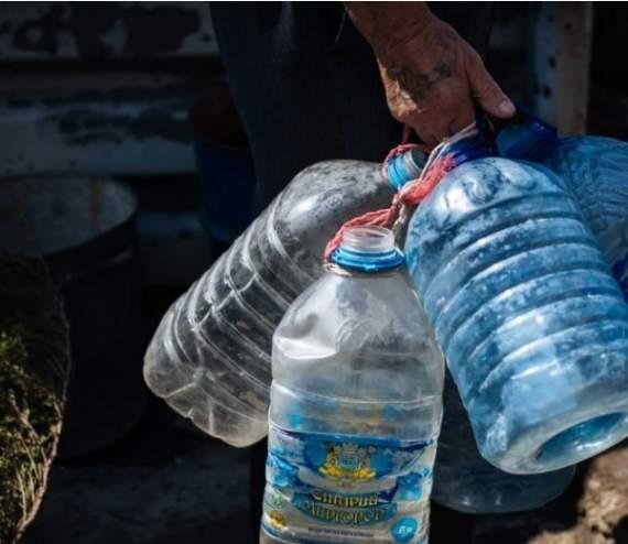 Около 1 миллиона жителей ЛНР могут остаться без воды