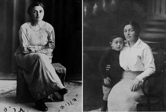 «Украинская» бабушка Узи Даяна