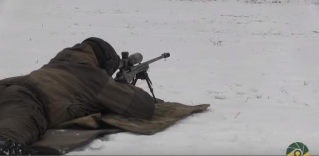 Эксперт: ВСУ катастрофически не хватает профессионально подготовленных снайперов