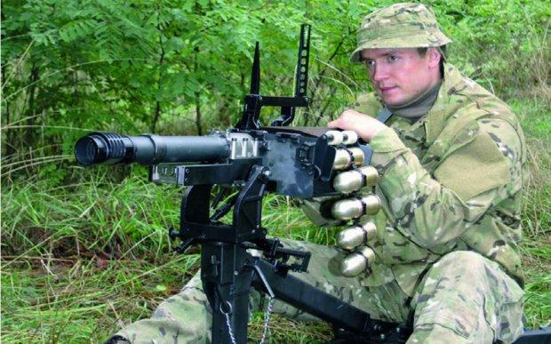 Как украинские специалисты изготовили уникальный гранатомет УАГ – 40. ВИДЕО