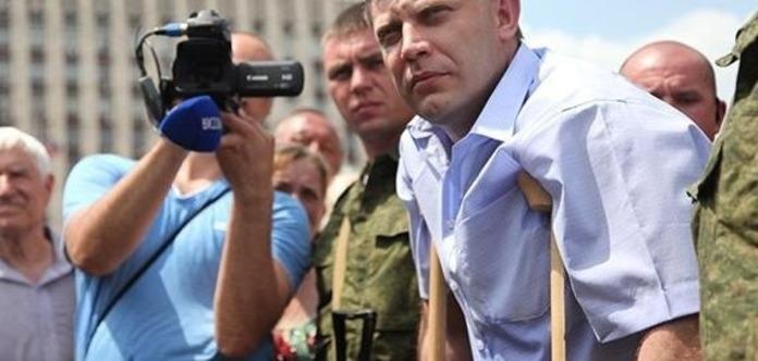 Кульгавого Захарченка збираються відправити у «відставку» з поста ватажка «ДНР»