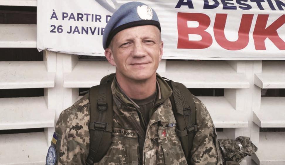 На счету у лейтенанта медслужбы Алексея Коршика более 200 спасенных жизней боевых побратимов