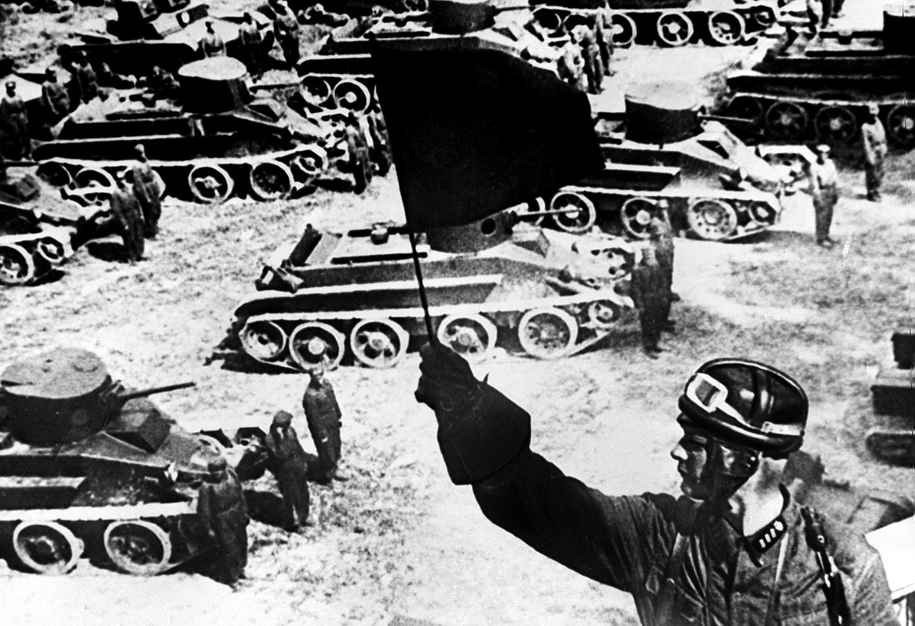 Поразительные свидетельства неизвестного о жизни Красной армии в начале 1930-х годов