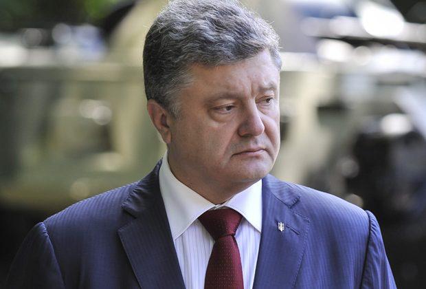 Порошенко: Украина должна получить томос в соответствии с канонами. ВИДЕО
