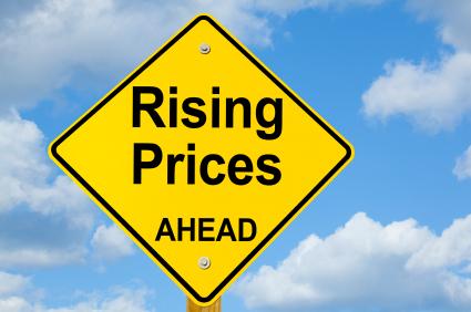 В Украине отмечен рост цен на основные товары потребления