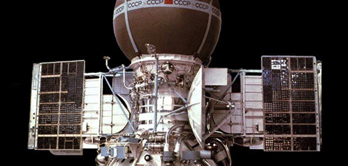 Радянська станція «Венера-9» падає на Землю після 50 років на орбіті