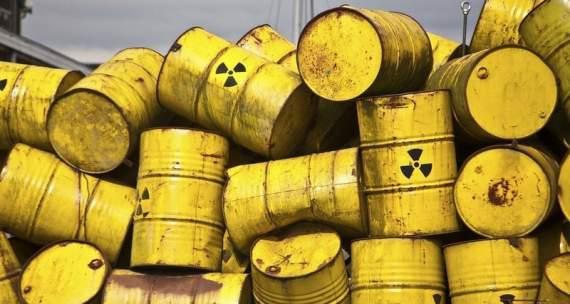 Россия складирует радиоактивные отходы в ДНР