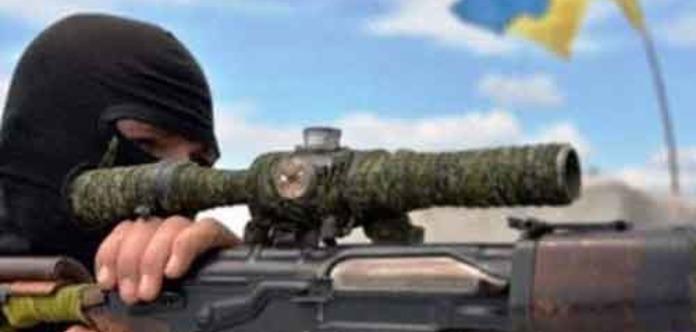 Снайпер ЗСУ майстерно ліквідував бойовика «ДНР». З'явилося відео