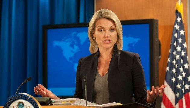 В Госдепе США ответили на идею Кремля о «референдуме на Донбассе»