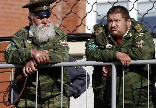 Вот оно ватное счастье: Рязанские казаки просят миллион долларов на создание реестра врагов народа