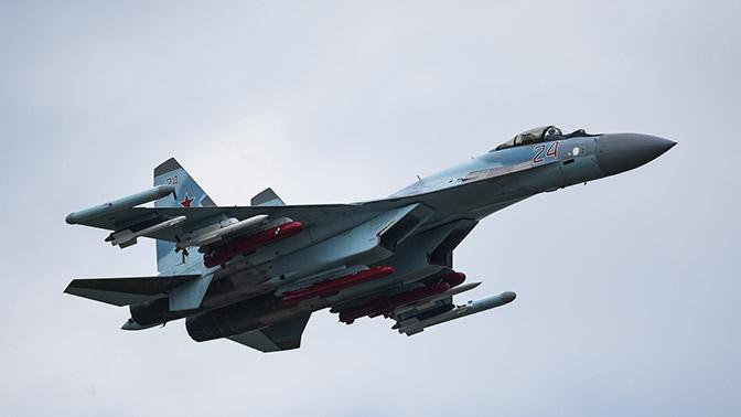 ВВС Южной Кореи подняты по тревоге из-за российских бомбардировщиков