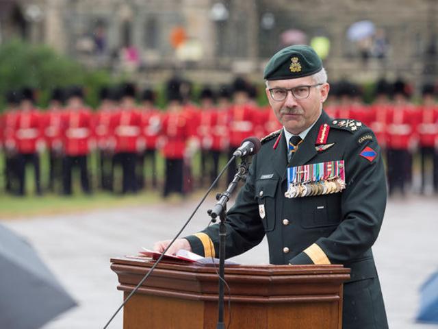 Заступником начальника Генштабу Канади призначили етнічного українця