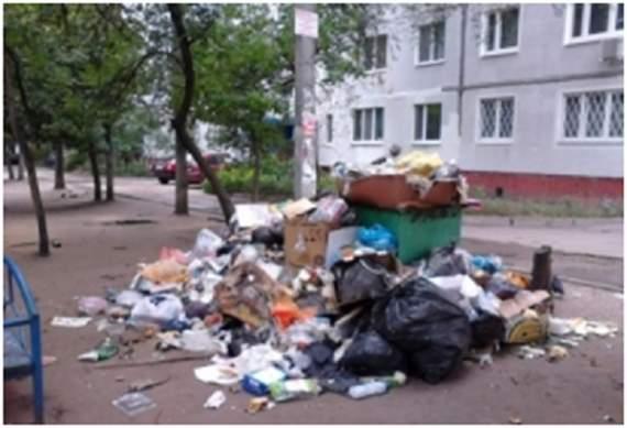Мусорный Апокалипсис в Л/ДНР