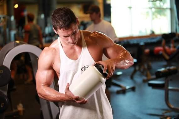 Особенности питания для скорейшего роста мышц