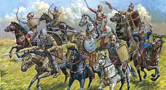 Восточная Европа Геродота: скифы, каннибалы иволкодлаки