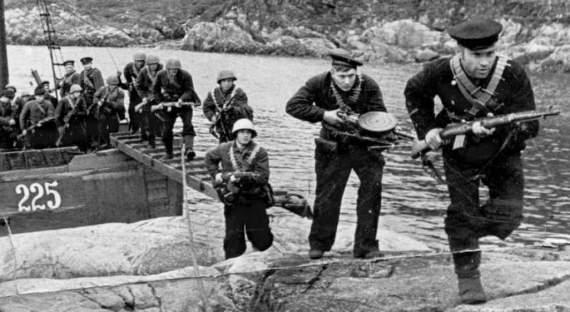 Полярный лис вермахта: какнемцы в41-м пытались завладеть Мурманском