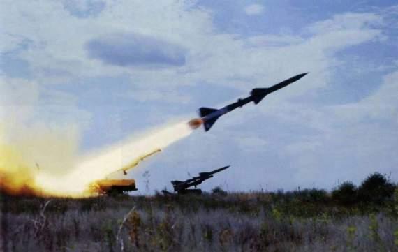 ЗРК С-75. Боевое применение