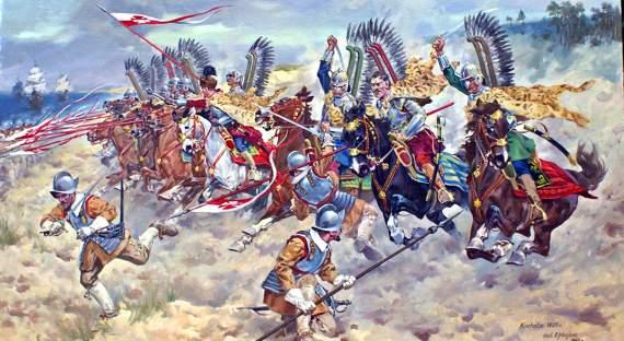 Пять великих побед польской гусарии