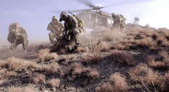 ЦРУ против талибов