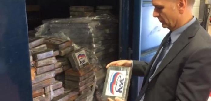 Кокаїн «Єдиної Росії» в Бельгії. У партії Путіна відреагували на інцидент