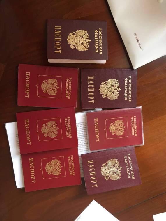 Российское гражданство в январе-июне 2018 г. получили 39 582 украинца, – МВД РФ
