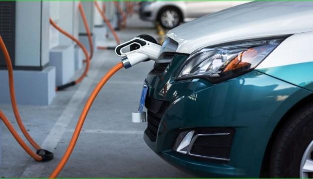 Спрос на электромобили в Украине вырос на 64%