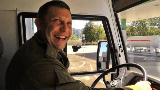 """СБУ підтвердила арешт імовірного """"вбивці Захарченка"""" Андрія Байдали"""