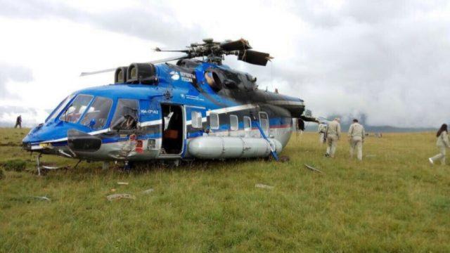 Вертолеты в смехдержаве: не успел выйти в серию, а уже пашет носом поля, — блогер