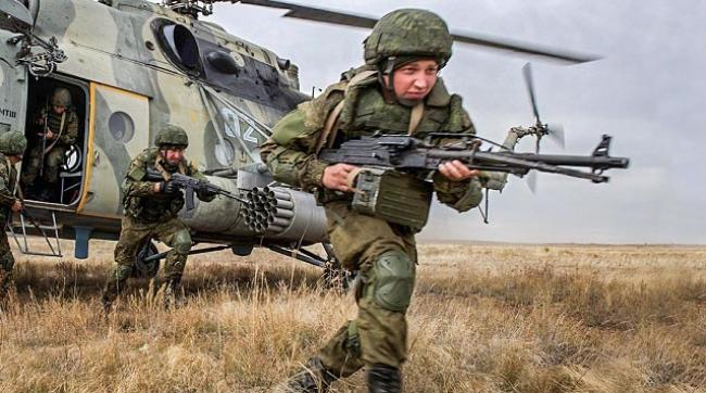 """ВС РФ планируют """"самые масштабные"""" за последние 37 лет учения"""