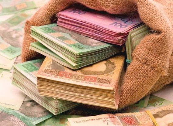 Украинский бюджет вышел в профицит