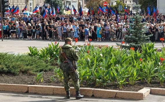 """В """"ДНР"""" уже отжимают """"министерство финансов"""" у людей Захарченко"""