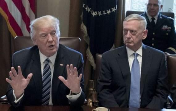 Трамп потребовал от Пентагона ликвидировать Башара Асада