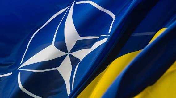 На сайте Рады появился законопроект о закреплении в Конституции стремления Украины в НАТО и ЕС